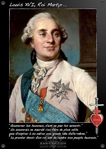Louis XVI SAR LXX