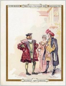 bourgeois moyen-age