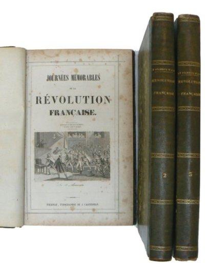 Journées mémorables de la révolution française Joseph-Alexis Walsh