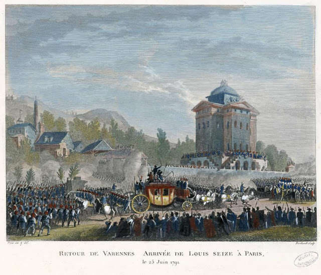 retour de Varennes