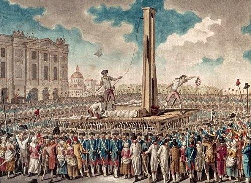 21 janvier 1793 : mort de Louis XVI | Royalistes.Net