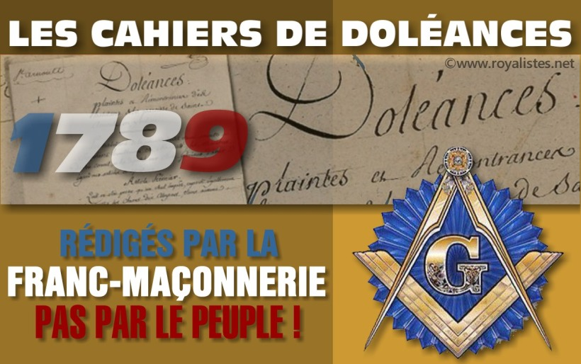 Cahiers-de-doléances-franc-maçonnerie-1789