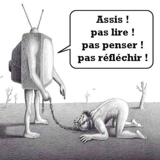 propagande - télévision