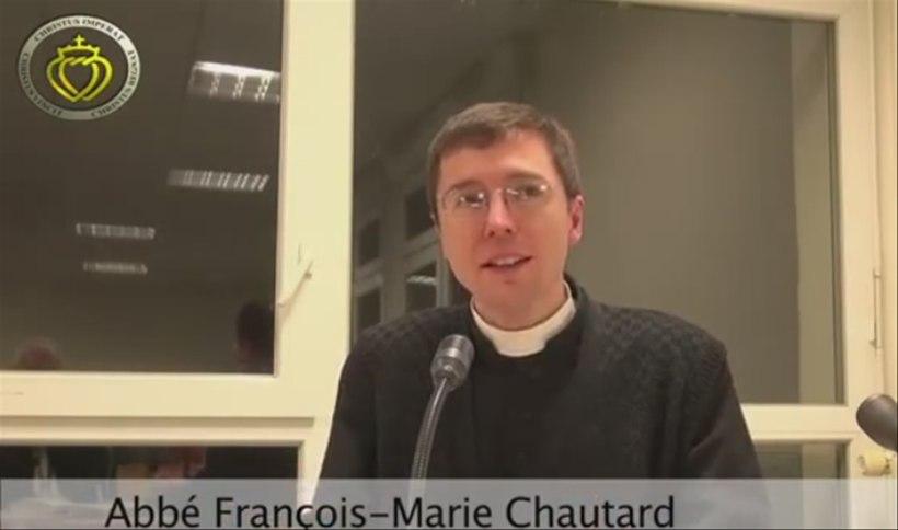 abbé François-Marie Chautard