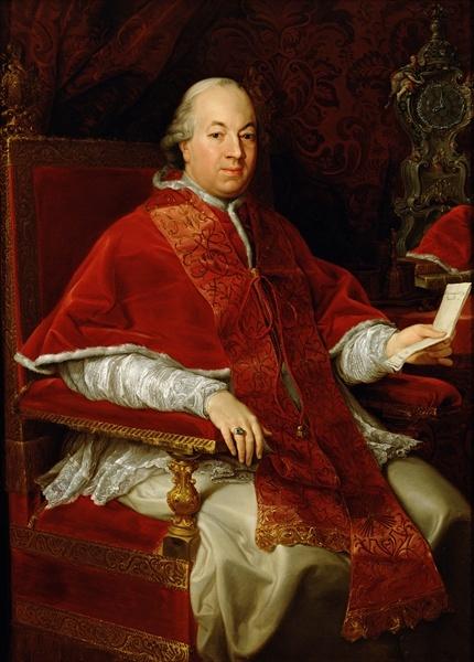 Sa Sainteté le Pape Pie VI